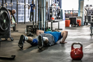 The CrossFit Open (Event 1 Announcement)